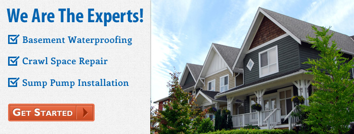 We are the British Columbia Basement Waterproofing Experts!