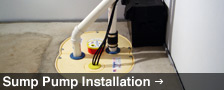 Sump Pump Systems in British Columbia